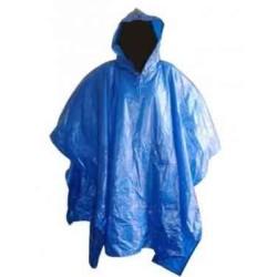 Capa para la lluvia en polietileno.