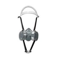 Respirador Confort Doble Filtro Contra Gases Y Vapores ARSEG.