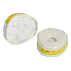 Cartucho Para Vapores Orgánicos Y Gases Ácidos ARSEG