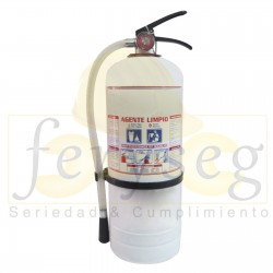 Extintor Solkaflam 123