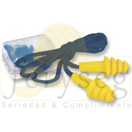 Tapa oido reutilizable en silicona Zubiola
