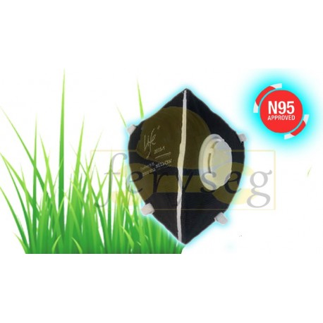 Respirador 1730 (N95) STEELPRO