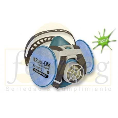 Respirador Doble Filtro