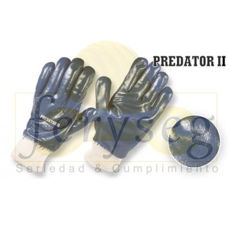 """Guantes Nitrilo Completo Dip """"Predator II"""""""