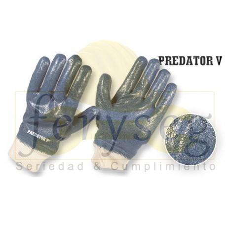 "Guantes Nitrilo - ""Predator V"""