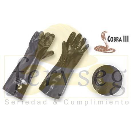 "Guantes de Neopreno ""Cobra III"""
