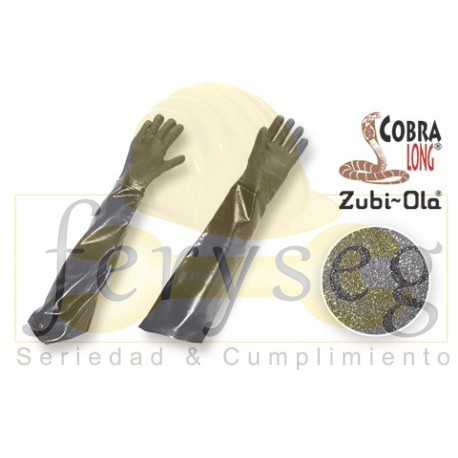 "Guantes de Neopreno- ""Cobra Long"""
