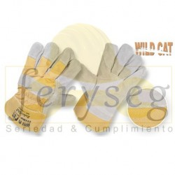 "Guantes Industriales ""Wild Cat"""