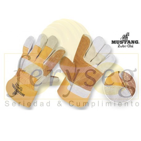 "Guantes Industritiales-""Mustang"""