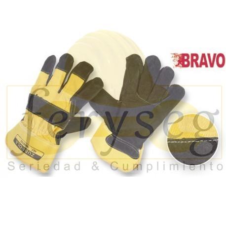 "Guantes Industriales - ""Bravo"""