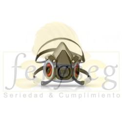 Respirador Facial 848035