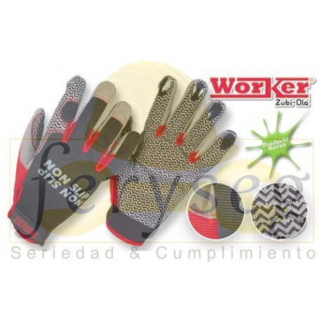 "Guantes Industriales - ""Worker"""