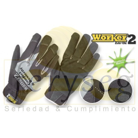 "Guantes Industriales - ""Worker2"""