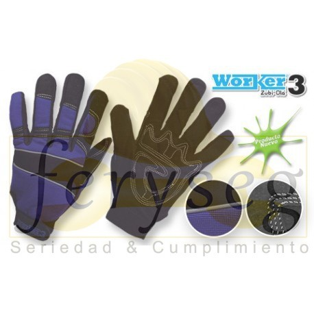 "Guantes Industriales - ""Worker3"""