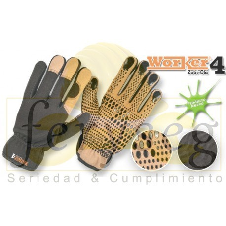 "Guantes Industriales - ""Worker4"""