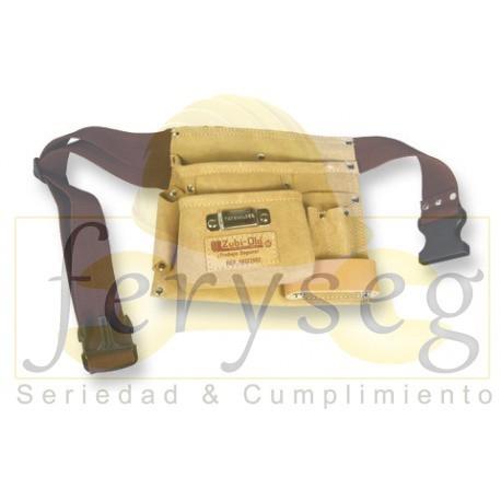Cinturón Porta-herramientas en cuero.