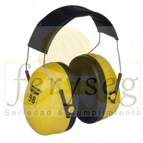 Copa Auditiva NRR 25DB H9A
