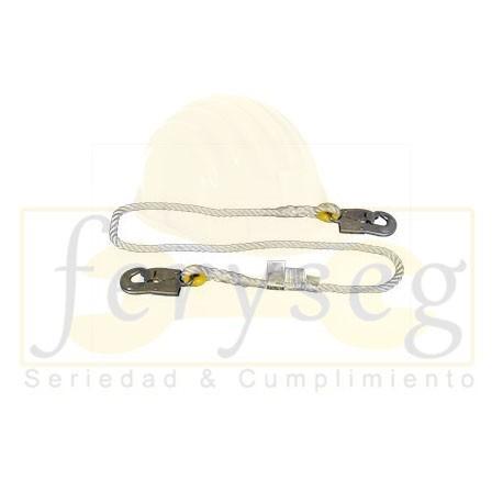 Eslinga de posicionamiento de cuerda fija 100750560224
