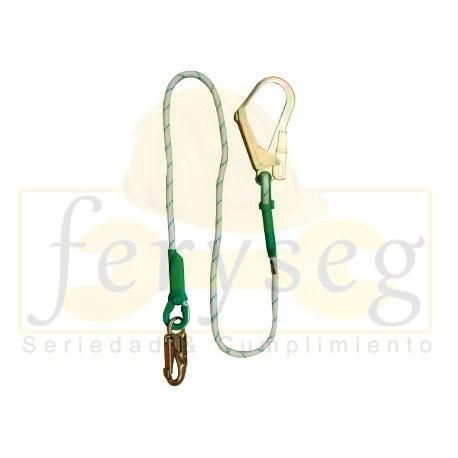 Eslinga Mosquetón Pequeño y Estructurero en Cuerda