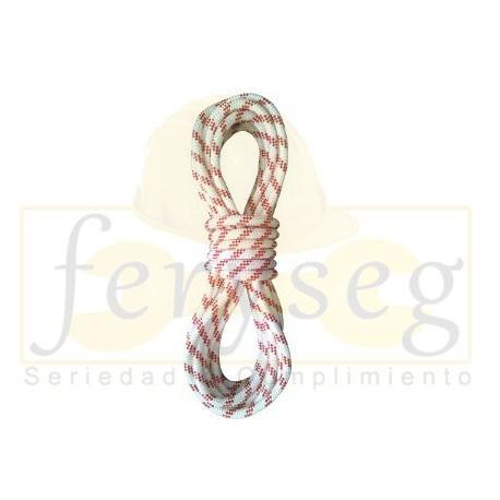 Cuerda Estática 11mm y 13mm Blanca SOSEGA.