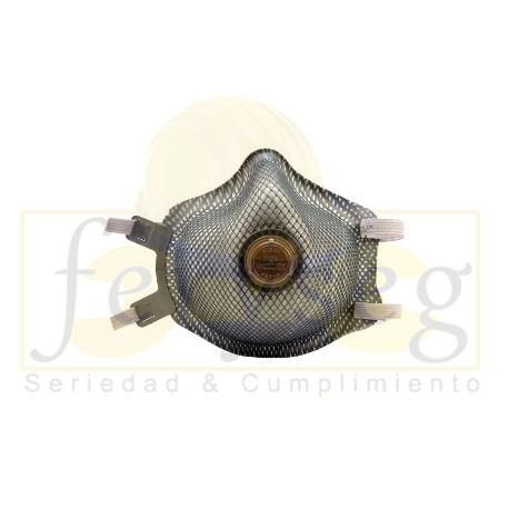 Mascarilla 2315 N99 Humos Metálicos Moldex.