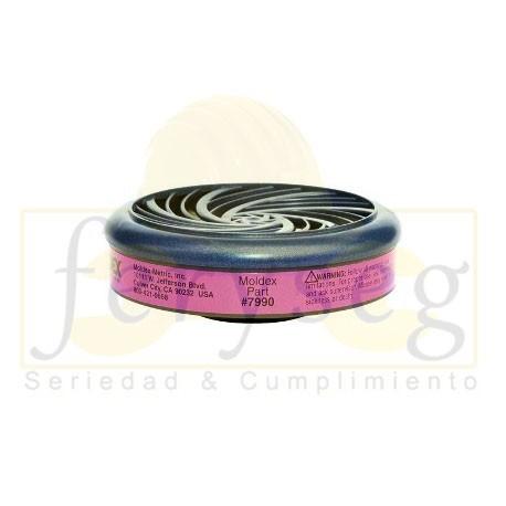 Cartucho 7990 P100 Moldex Material Particulado