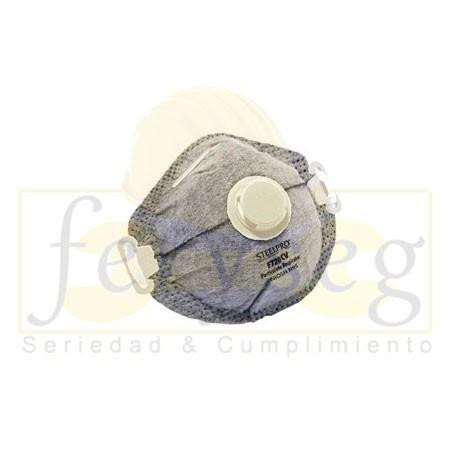 Mascarilla N95 F720CV STEELPRO