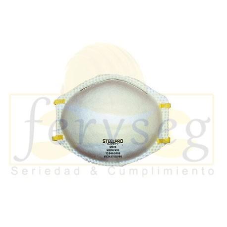 Mascarilla N95 F720 STEELPRO