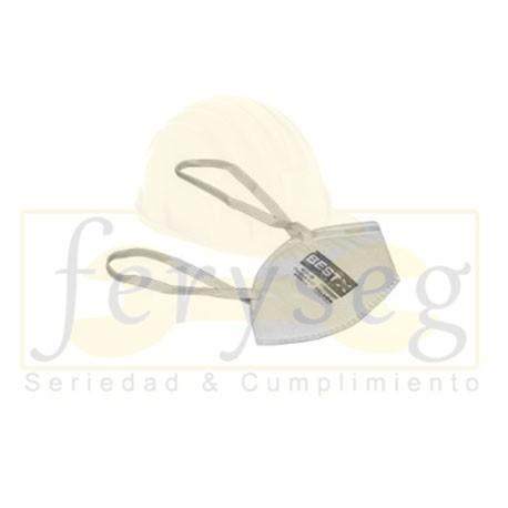 Respirador 8130 STEELPRO