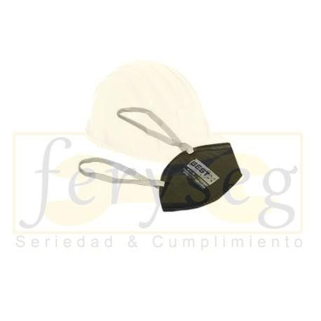 Respirador 8130 Negro STEELPRO