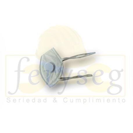 Respirador Blanco STEELPRO