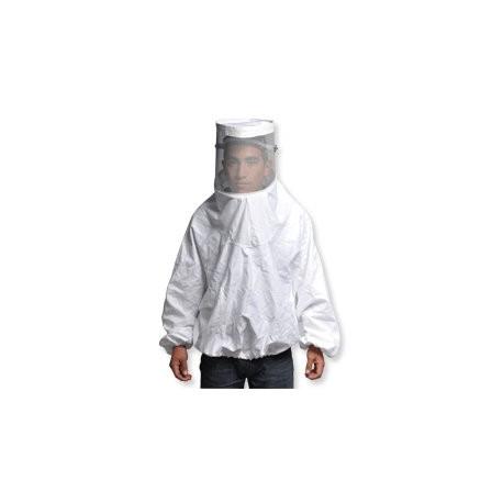 Careta para apicultura