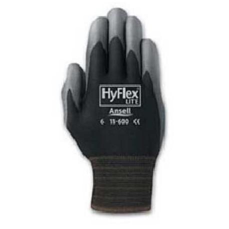 Hyflex poliuretano gris ANSELL