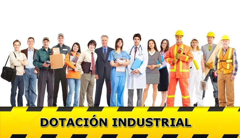 Dotación-industrial